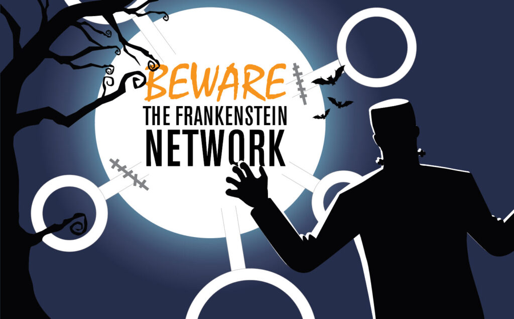 The Frankenstein Network